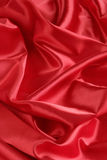Red Satin Background -- Vertical Stock Photos