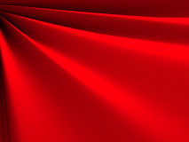 Red Satin Cloth Texture Elegance Background Royalty Free Stock Photography