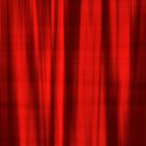 Red satin material Royalty Free Stock Images