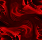 Red satin texture Stock Photo