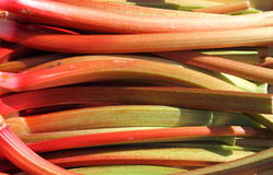 Red scallion Stock Photo