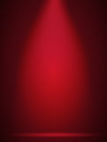 Red scene spotlights - Background Royalty Free Stock Images