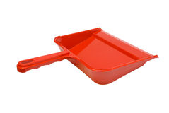 Red scoop Royalty Free Stock Photos