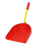 Red scoop Royalty Free Stock Image