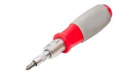 Red screwdriver Stock Photos