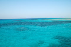 Red sea. Miraculous view of Red Sea Stock Image