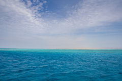 Red Sea. Near Hurghada, Egypt Stock Images