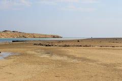 Red sea around Ras Mohamed, laguna Royalty Free Stock Photos
