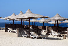 Red Sea beach Royalty Free Stock Image