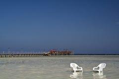 Red sea beach Stock Photos