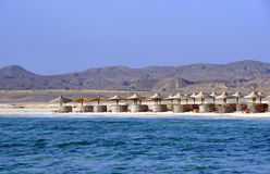 Red Sea Beach - Egypt Royalty Free Stock Image