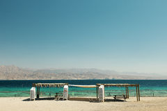 Red Sea beach Stock Images