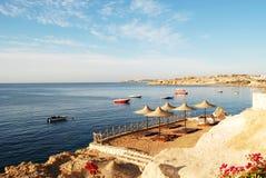 Red sea coast Royalty Free Stock Photo