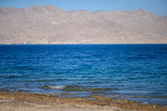 Red sea coast Royalty Free Stock Image