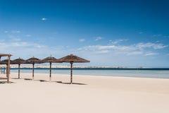 Red Sea coast line Stock Image