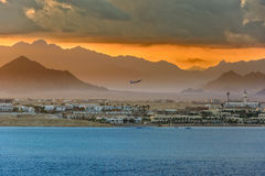 Red Sea coastline Stock Images