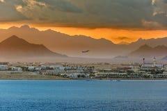 Red Sea coastline Stock Images