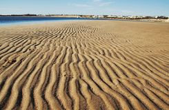 Red sea coastlines Stock Images