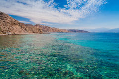 Red sea day Stock Photography