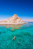 Red sea day royalty free stock image