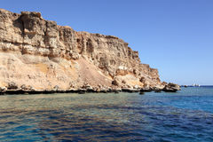 Red sea, Egypt Royalty Free Stock Photos