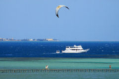 Red Sea in Egypt Royalty Free Stock Photo