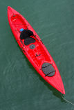 Red Sea Kayak Stock Image