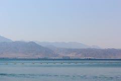 Red sea landscape Stock Photos