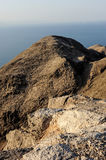 Red Sea Mountains Royalty Free Stock Image