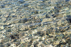 Red Sea ripples Stock Photo