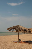 Red sea in Hurghada in Egypt Royalty Free Stock Images