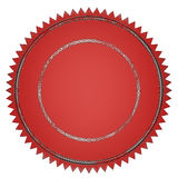 Red Seal Royalty Free Stock Images