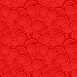 Red seamless background Stock Image