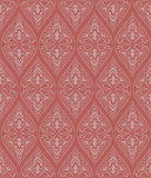 Red seamless a pattern Stock Images