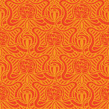 Red seamless pattern Royalty Free Stock Photo