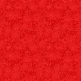 Red seamless star pattern Royalty Free Stock Photos