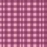 Red seamless tablecloth Vector. Seamless traditional tablecloth pattern Vector.  Royalty Free Stock Photography