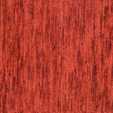 Red seamless texture of fabric.  Stock Photo