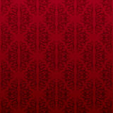 Red seamless vine wallpaper Royalty Free Stock Image