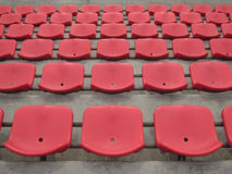 Red seat Stock Images