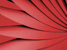 red shape Stock Photo