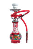 Red sheesha Royalty Free Stock Image