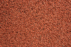 Red shingle Stock Photos