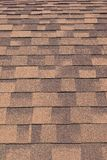 Red shingles (background) stock photos