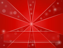 Red shining background Stock Photos