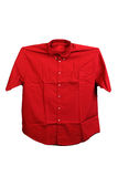 Red shirt Royalty Free Stock Photography