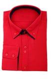Red shirt Stock Image