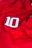 Red shirt Royalty Free Stock Image