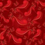 Red shoe seamless vector Stock Photos