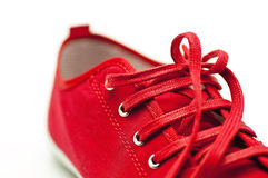 Red Shoes Royalty Free Stock Image